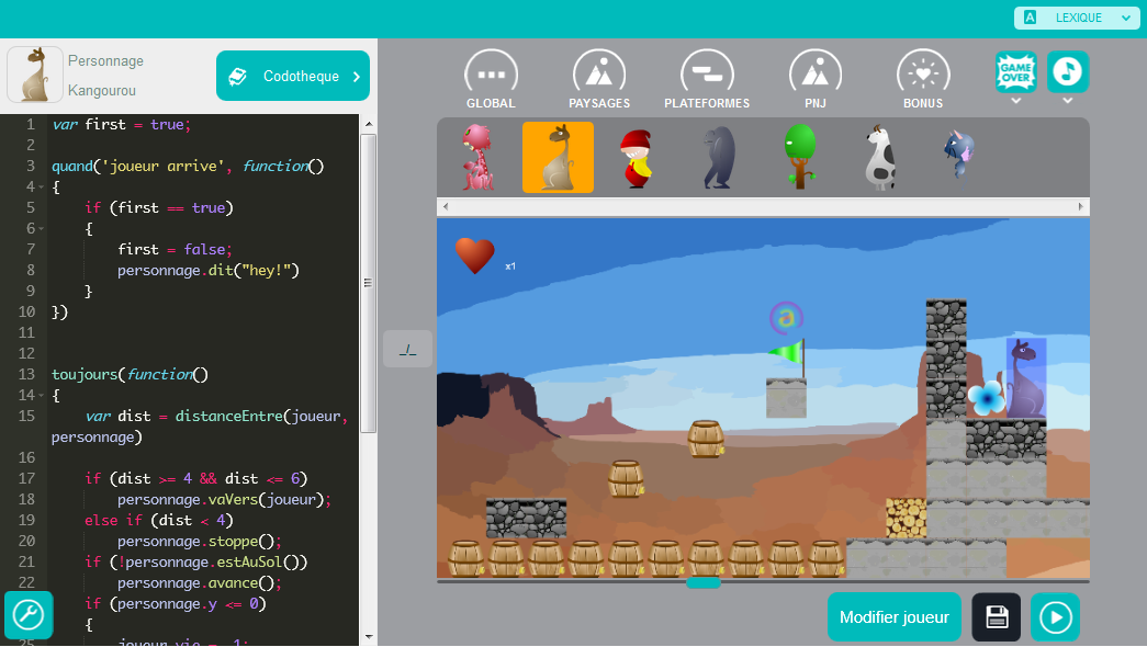 """""""Help The Monsters"""", une création GameCode"""